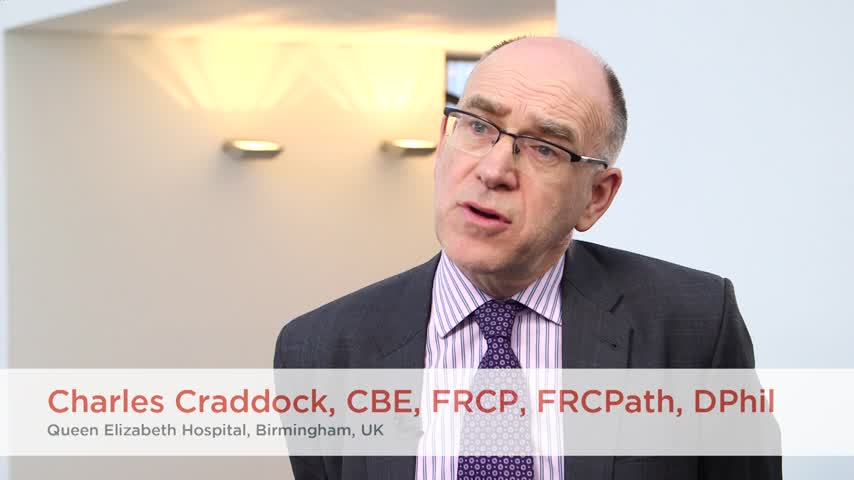 Allogeneic transplant for older AML patients - who, when and how