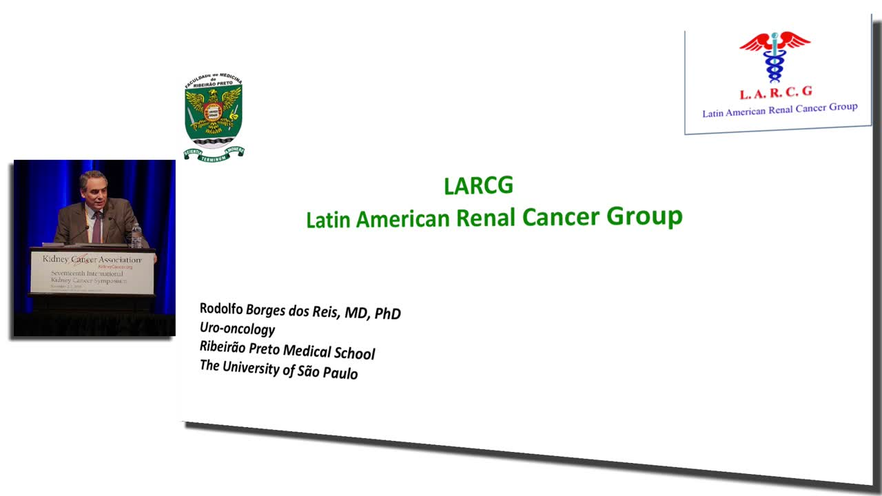 LARCG  Latin  American  Renal  Cancer  Group