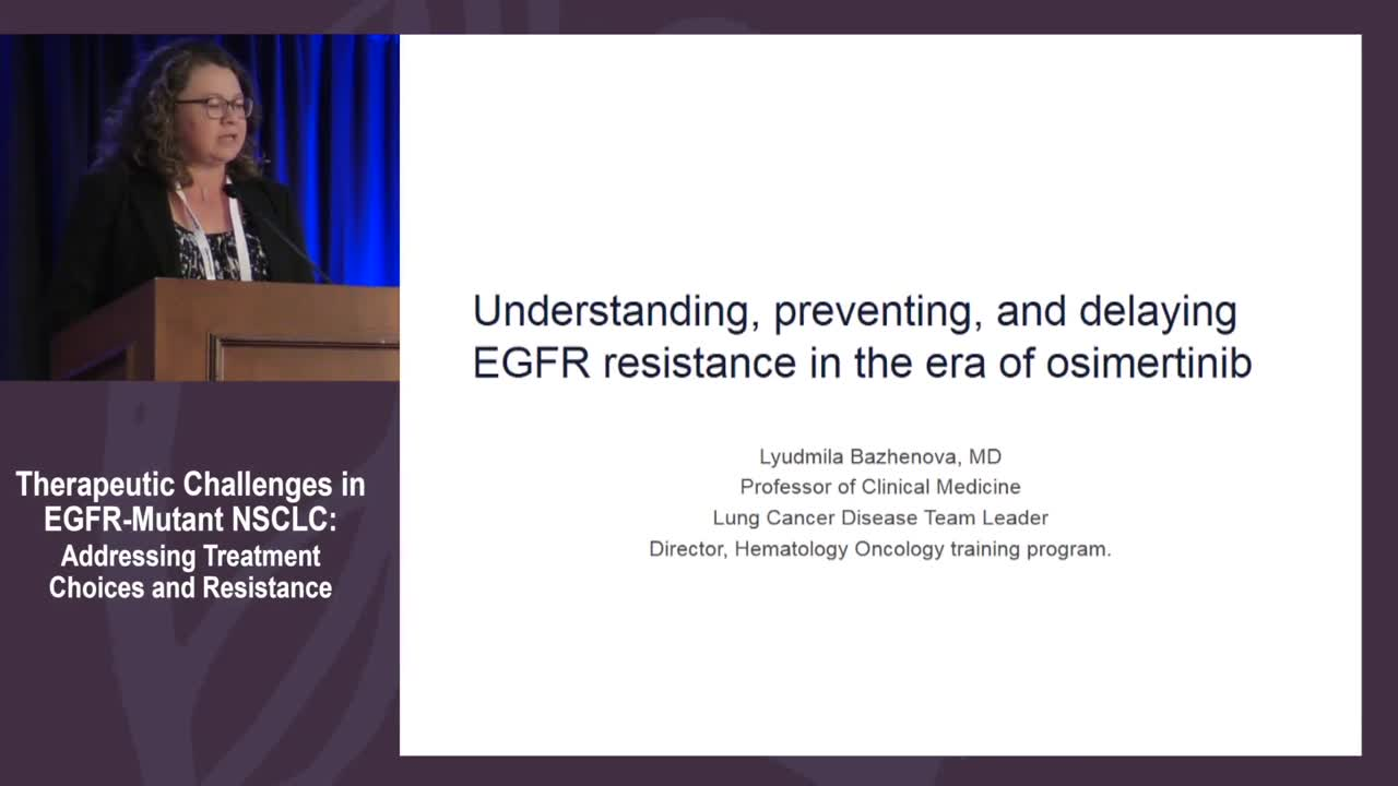 Understanding, preventing, and delaying EGFR resistance in the era of Osimertinib