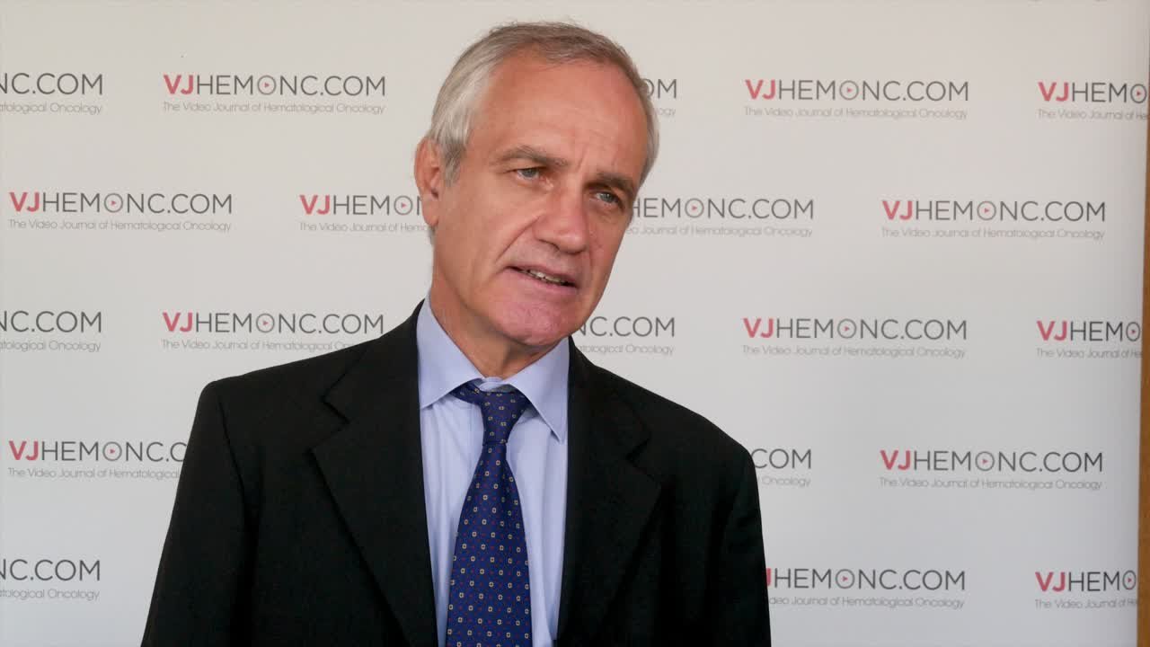 The use of second generation FLT3 inhibitors for AML