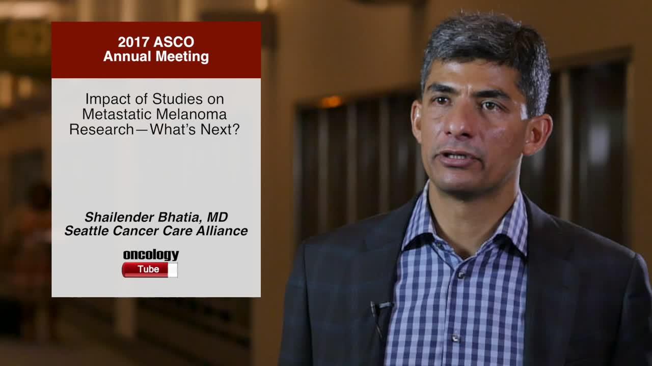 Impact of Studies on Metastatic Melanoma Research—What's Next?