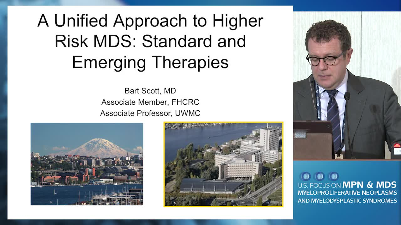 A Unified Approach to Higher Risk MDS: Standard and Emerging Therapies