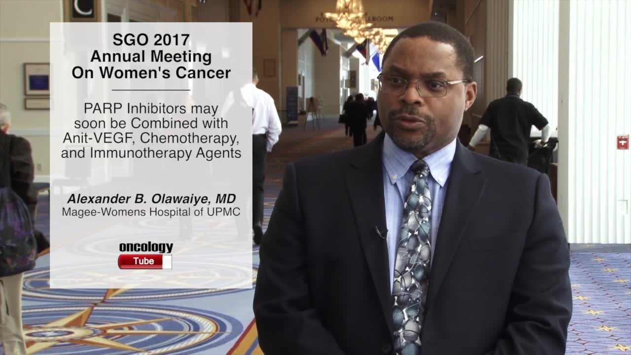 PARP Inhibitors May Soon Be Combined with Anti-VEGF, Chemotherapy, and Immunotherapy Agents