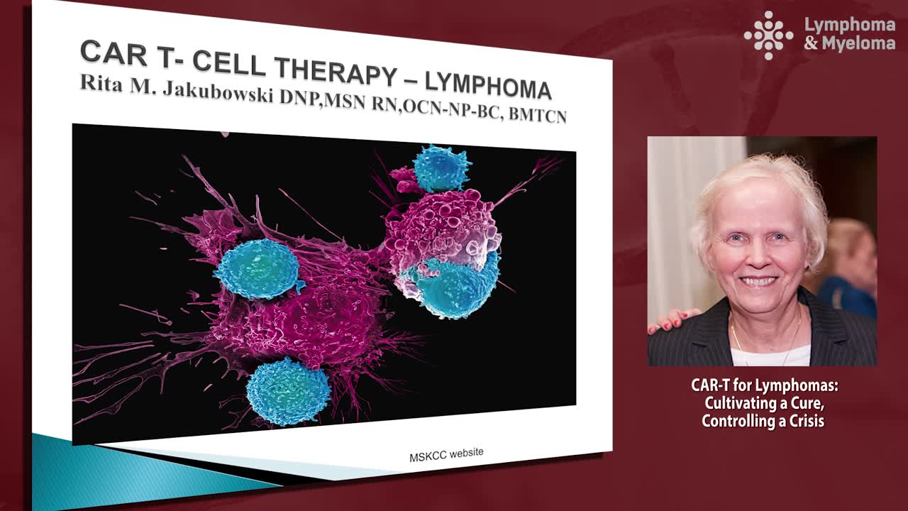 CAR T-cell in lymphoma