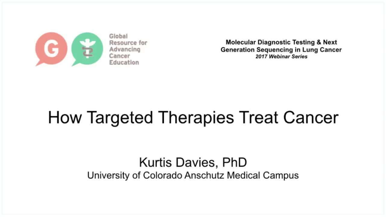 How Targeted Therapies Treat Cancer Davies