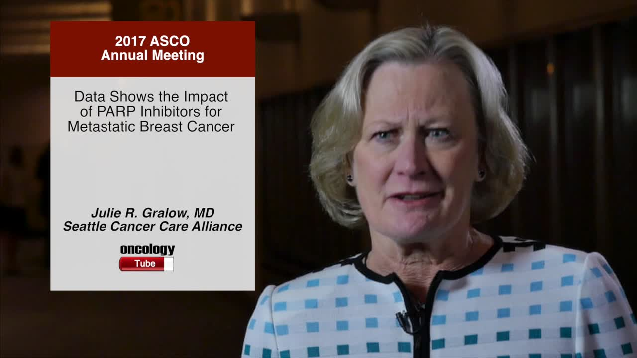 Data Shows the Impact of PARP Inhibitors for Metastatic Breast Cancer
