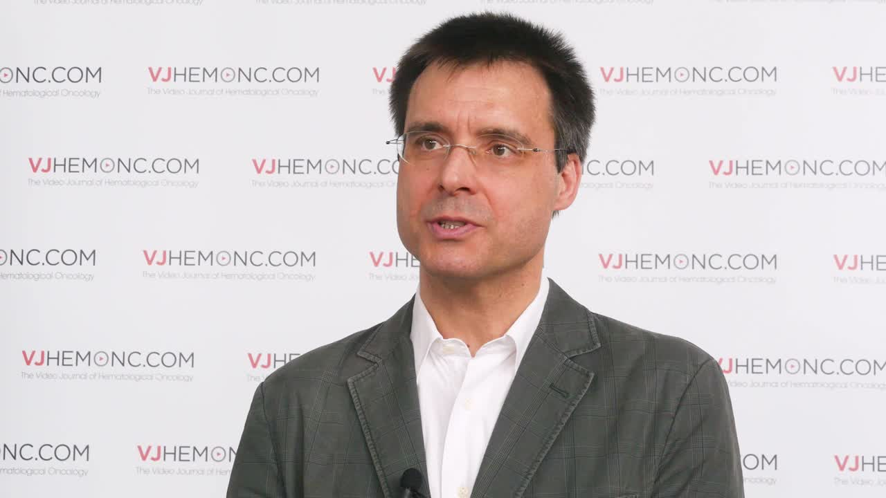 Biomarkers for GvHD risk in allo-SCT