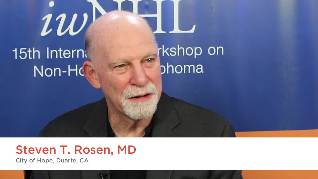 Exciting advances in checkpoint inhibitors CAR T-cells, and ALK inhibitors