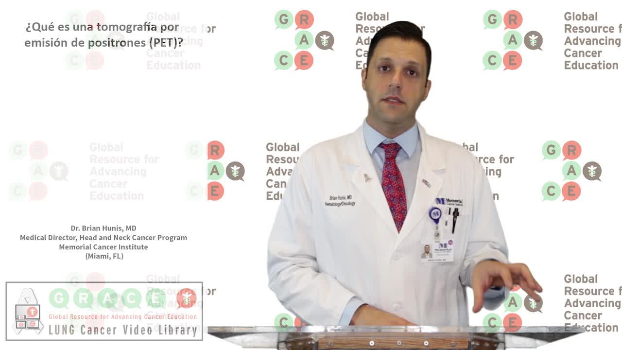 ¿Qué es una tomografía por emisión de positrones (PET)?