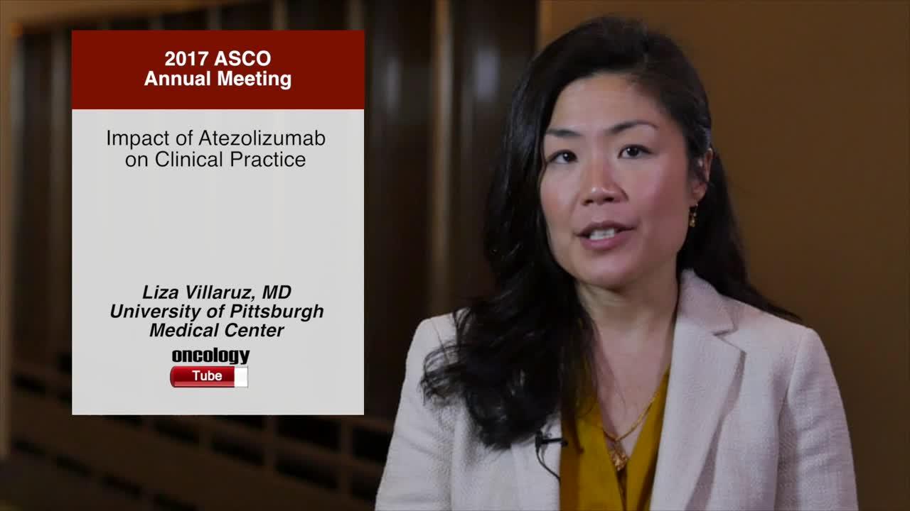 Impact of Atezolizumab on Clinical Practice