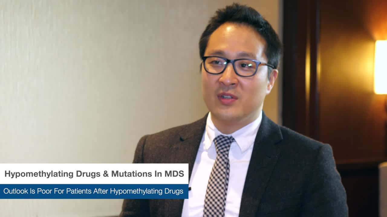 Hypomethylating Drugs & Mutations In MDS