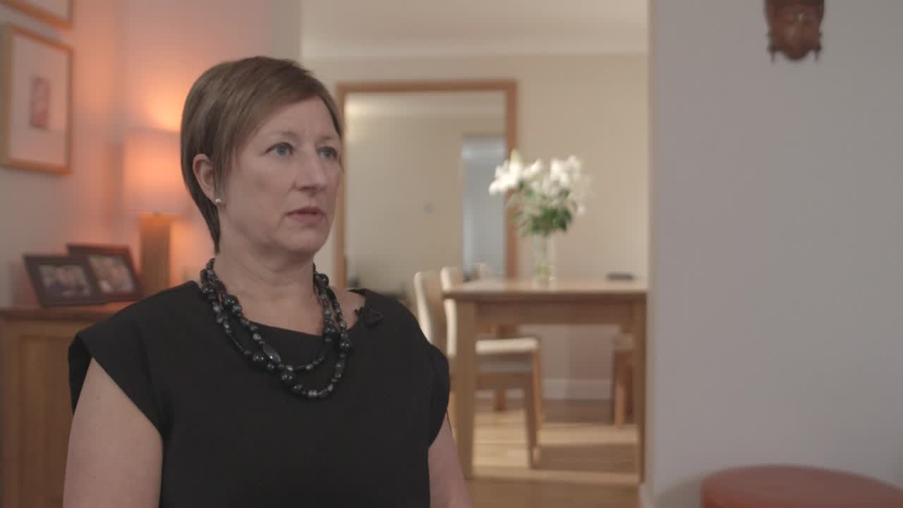 Jo Taylor: The psychological impact of cancer and its treatment