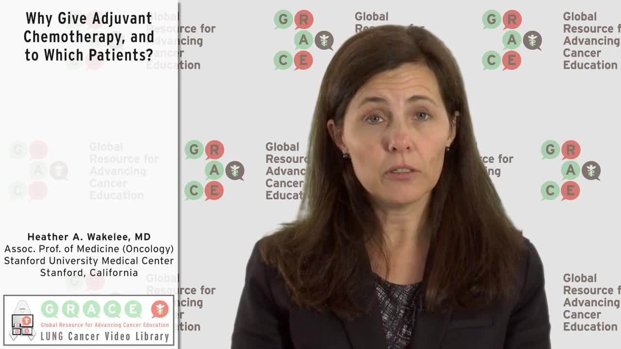 Why Give Adjuvant Chemotherapy, and to Which Patients_ [720p]
