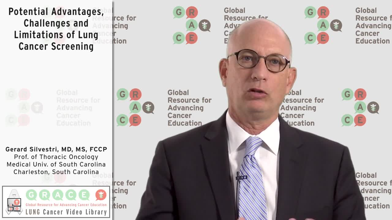 Potential Advantages, Disadvantages and Limitations of Lung Cancer Screening [720p]