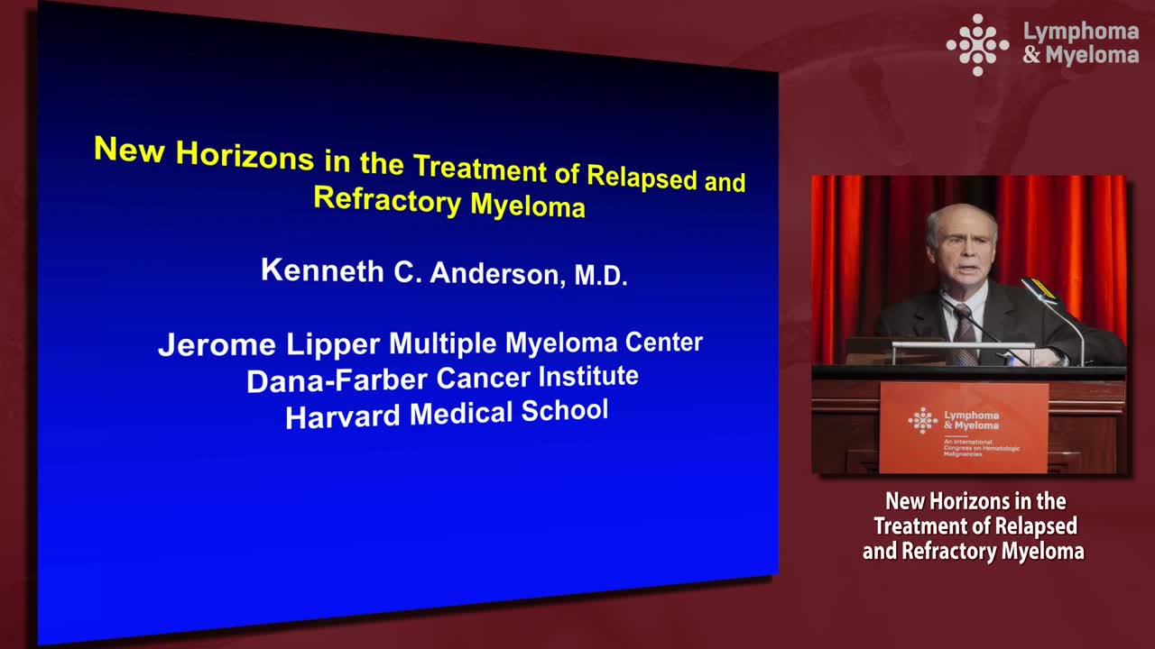 New horizons in the treatment of relapsed and refractory myeloma