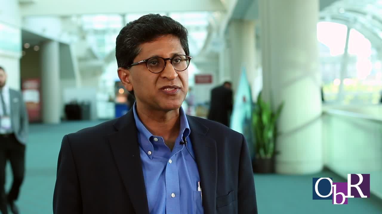 Dr. Vij Shares Data Regarding His Clinical Trial Presented At ASH 2018