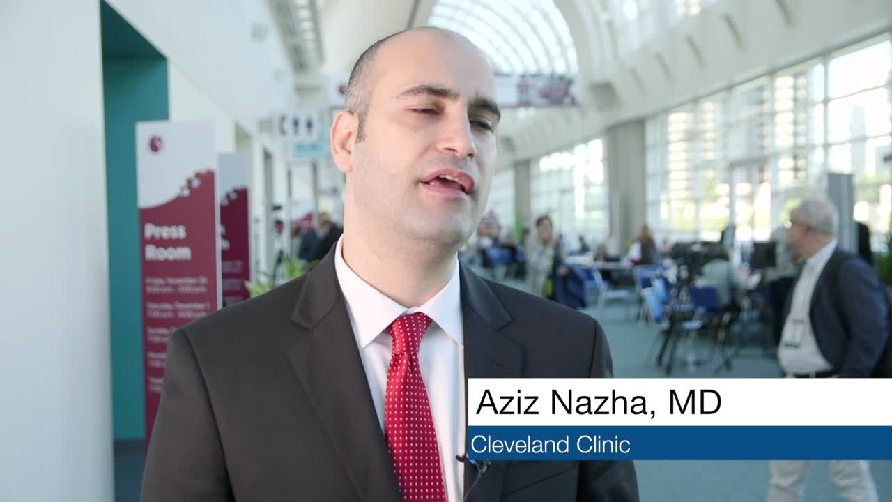 Personalized Prognoses for Myelodysplastic Syndromes Using Machine Learning