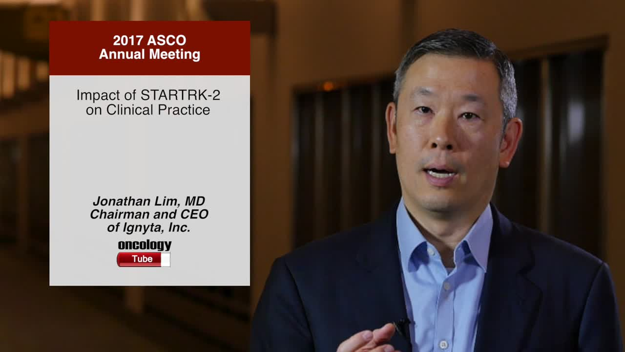 Impact of STARTRK-2 on Clinical Practice