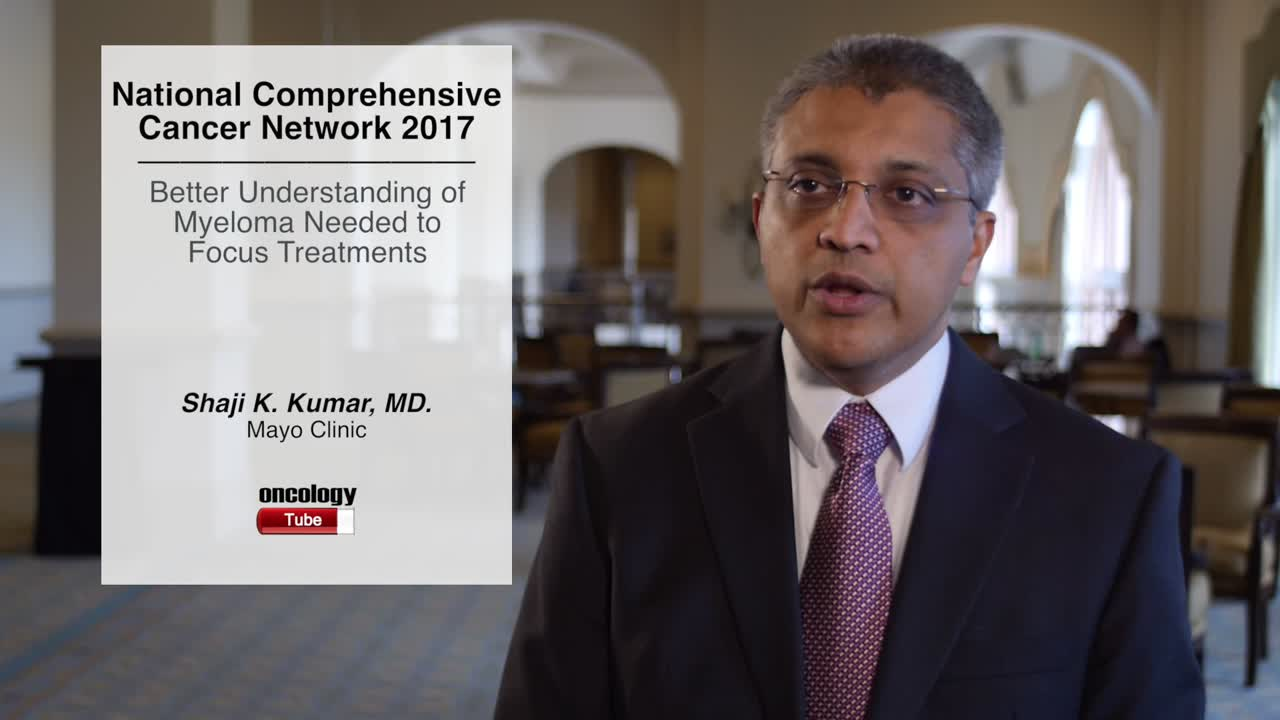 Better Understanding of Myeloma Needed to Focus Treatments