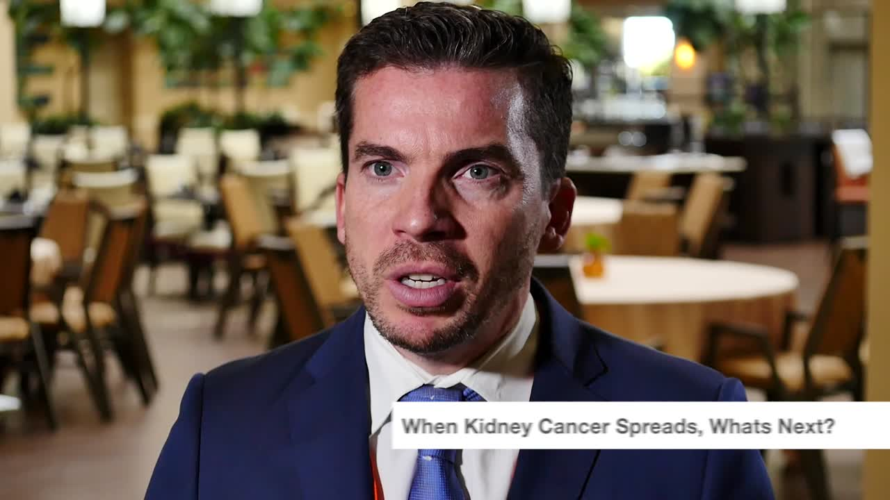 When Kidney Cancer Spreads Whats Next
