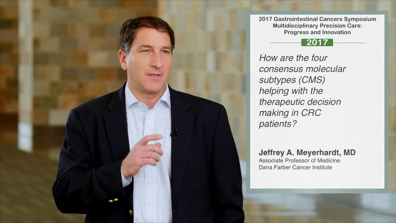Consensus Molecular Subtypes (CMS) in CRC Patients