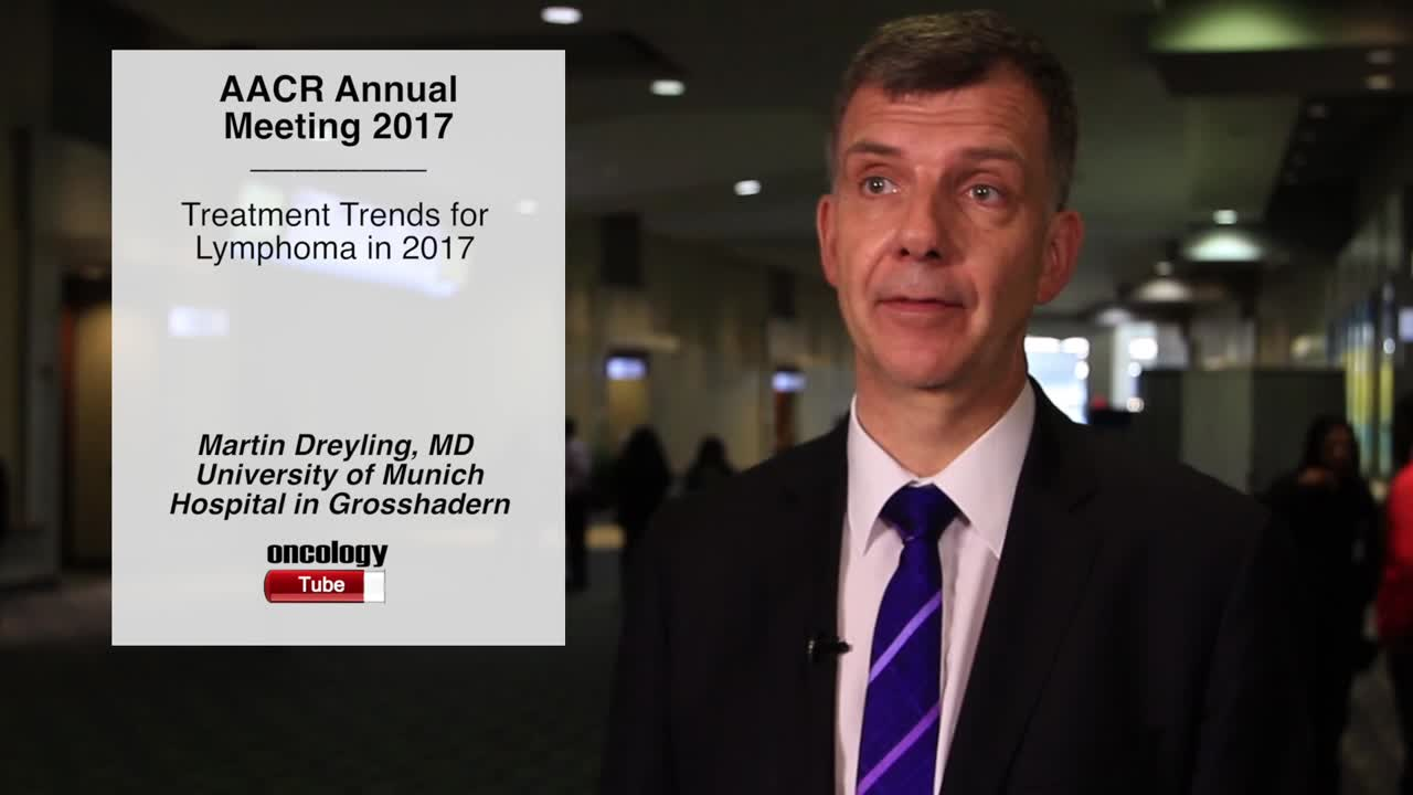 Treatment Trends for Lymphoma in 2017