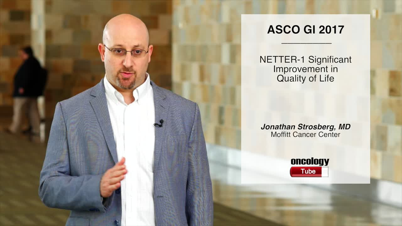 NETTER-1 Significant Improvement in Quality of Life