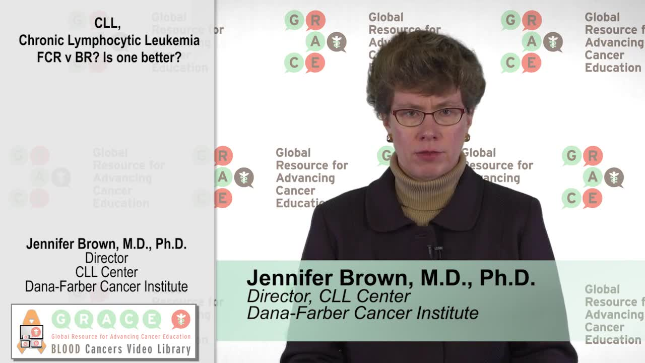 CLL, FCR vs BR – Is One Better