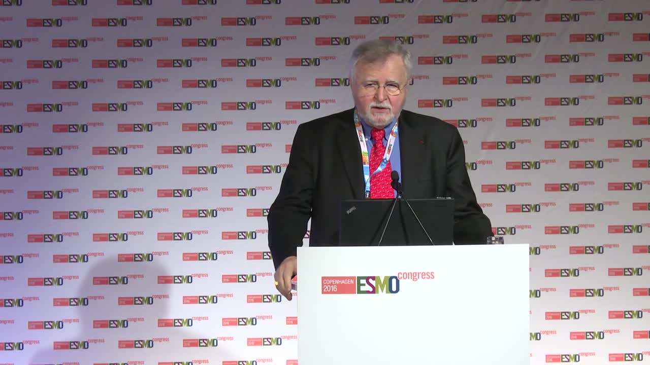 ESMO 2016: Press brief on the MONALEESA-2 clinical trial on breast cancer
