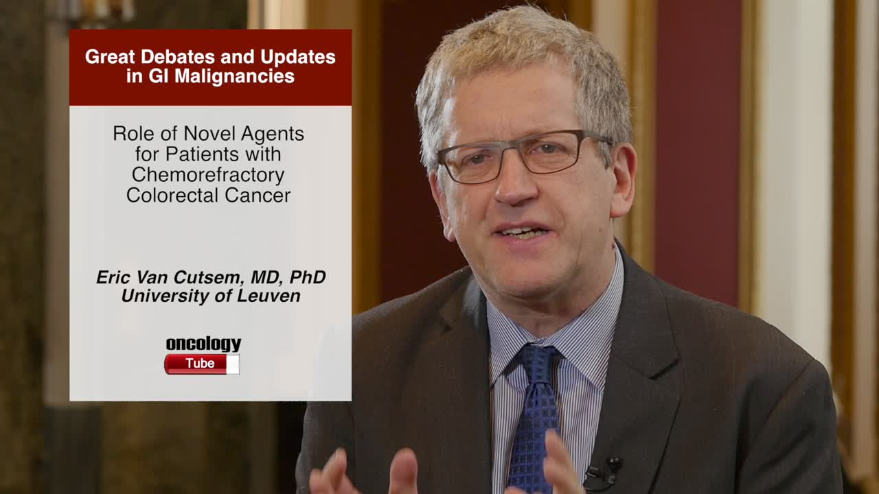 Role of Novel Agents for Patients with Chemorefractory Colorectal Cancer
