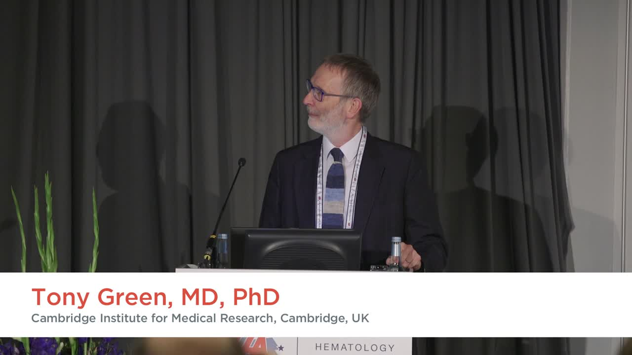 Prof. Tony Green introduces EHA 2016