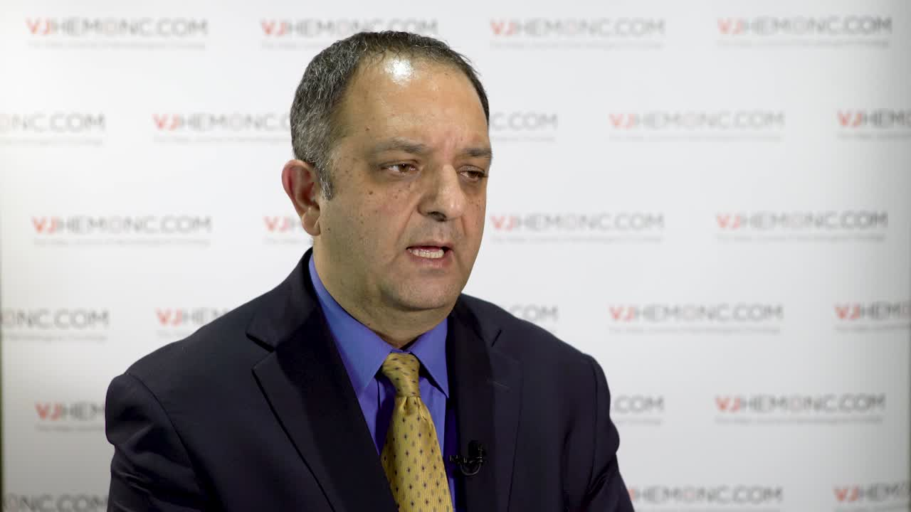 Triple therapy including nivolumab for newly diagnosed AML