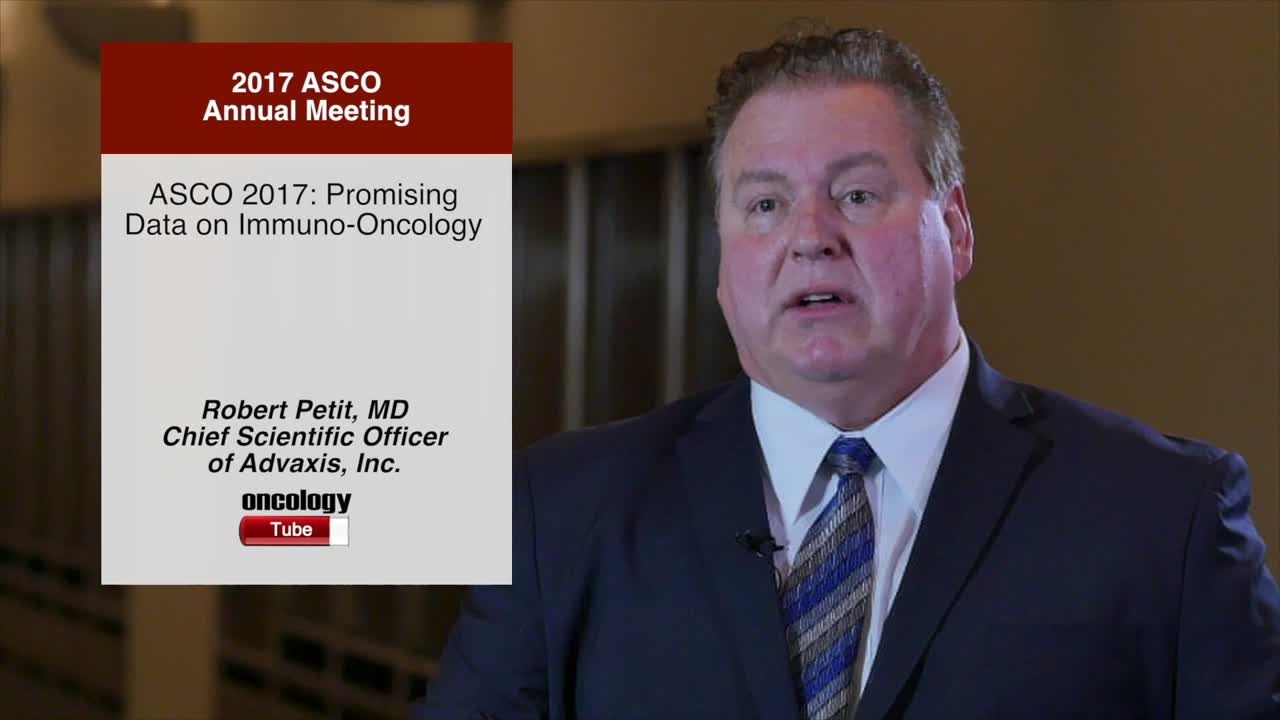 ASCO 2017: Promising Data on Immuno-Oncology