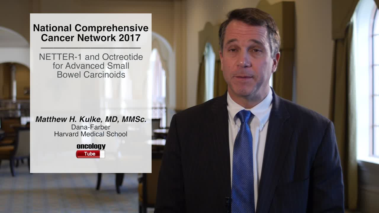 NETTER-1 and Octreotide for Advanced Small Bowel Carcinoids