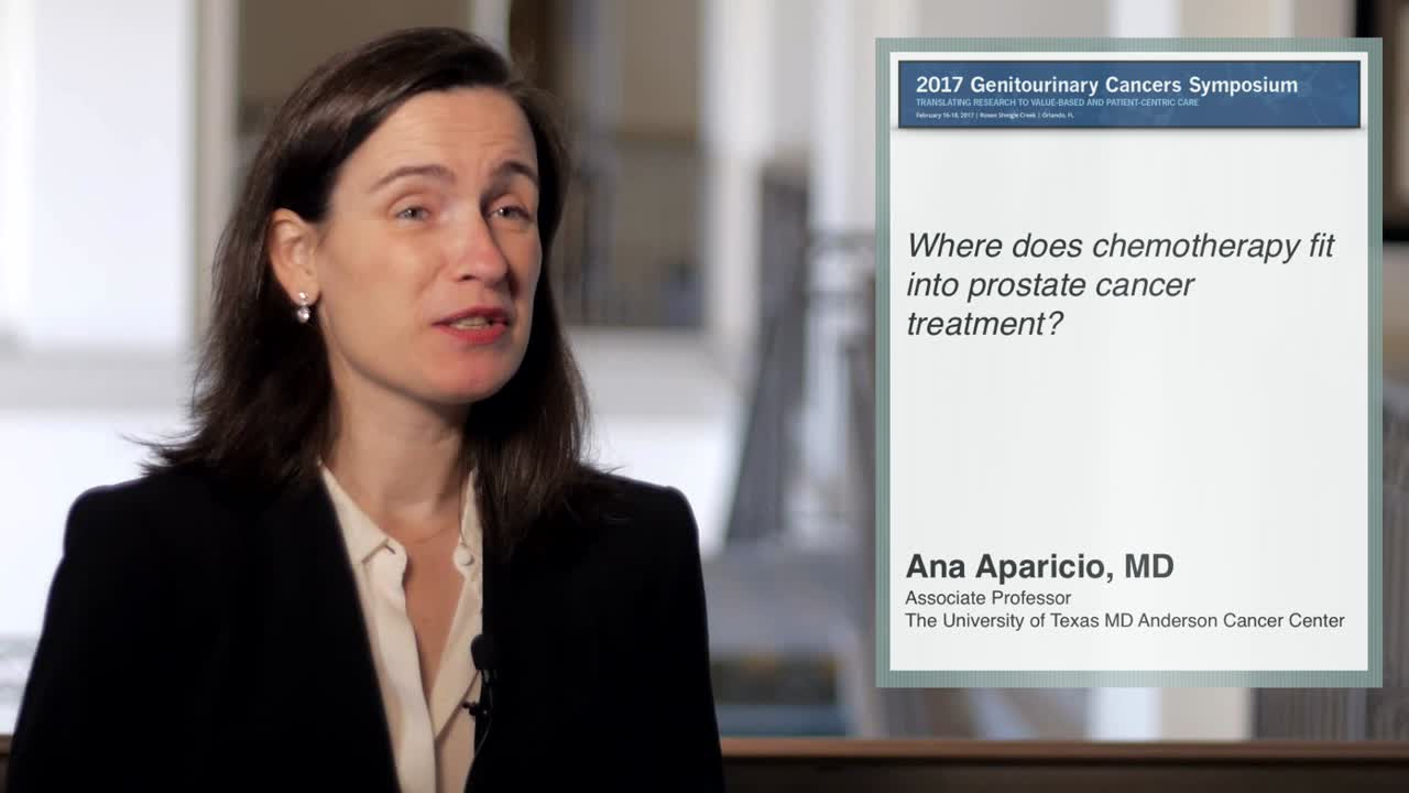 Where Does Chemotherapy Fit Into Prostate Cancer Treatment