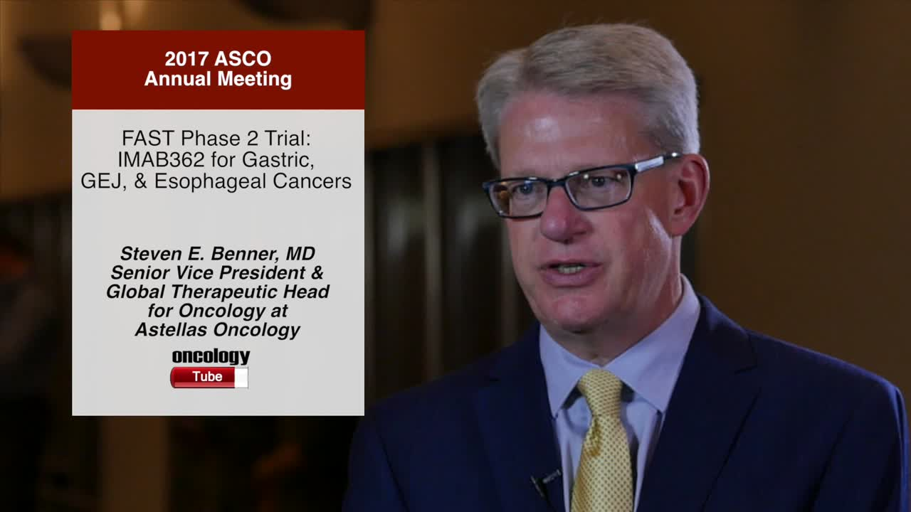 FAST Phase 2 Trial: IMAB362 for Gastric, GEJ, and Esophageal Cancers