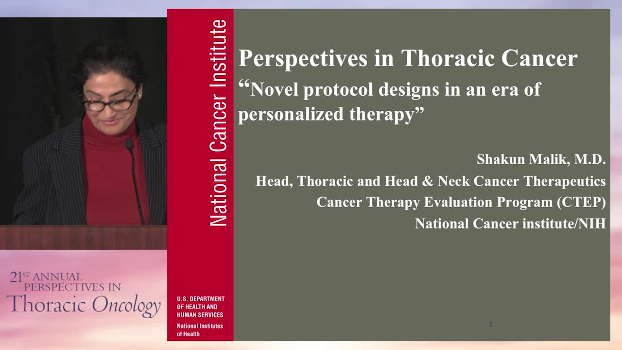 Novel protocol designs in an era of personalized therapy