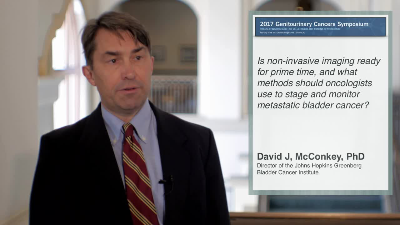 Non-Invasive Imaging: What Methods to Use for Metastatic Bladder Cancer