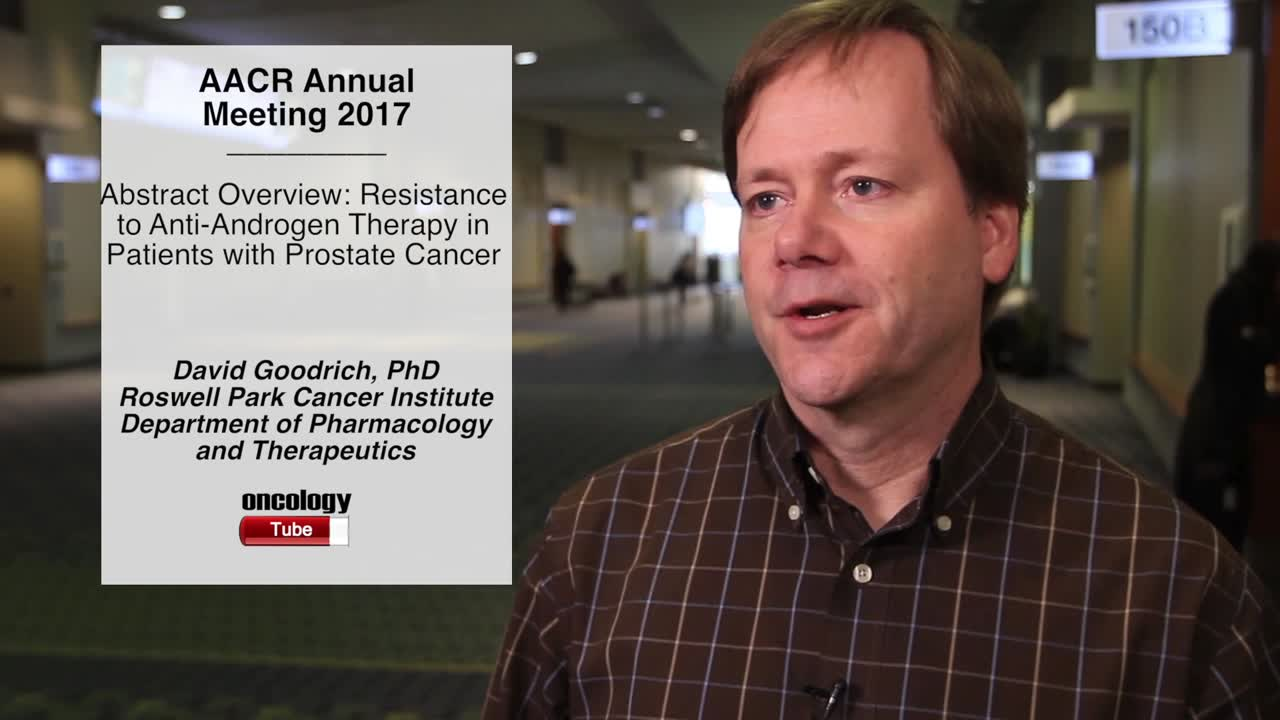 Abstract Overview: Resistance to Anti-Androgen Therapy in Patients with Prostate Cancer