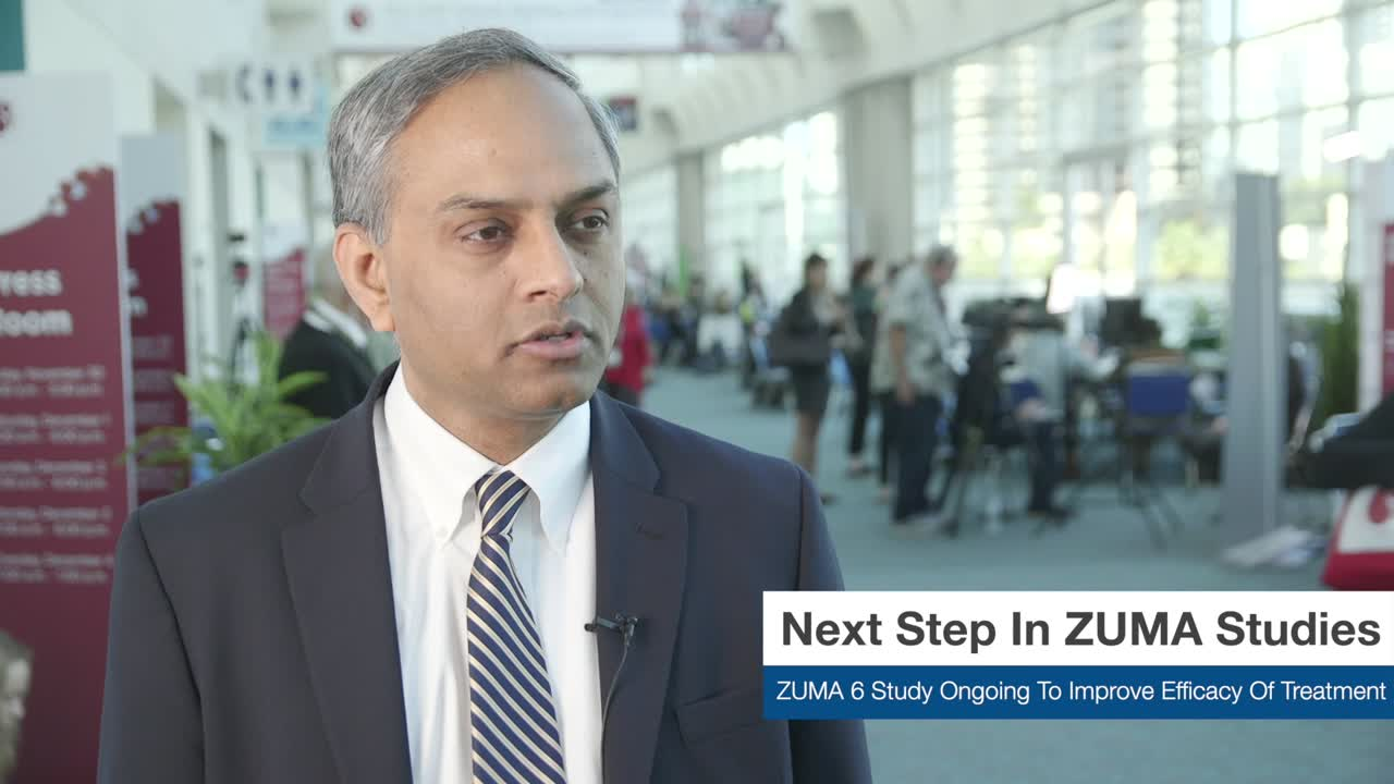 Next Step In ZUMA Studies