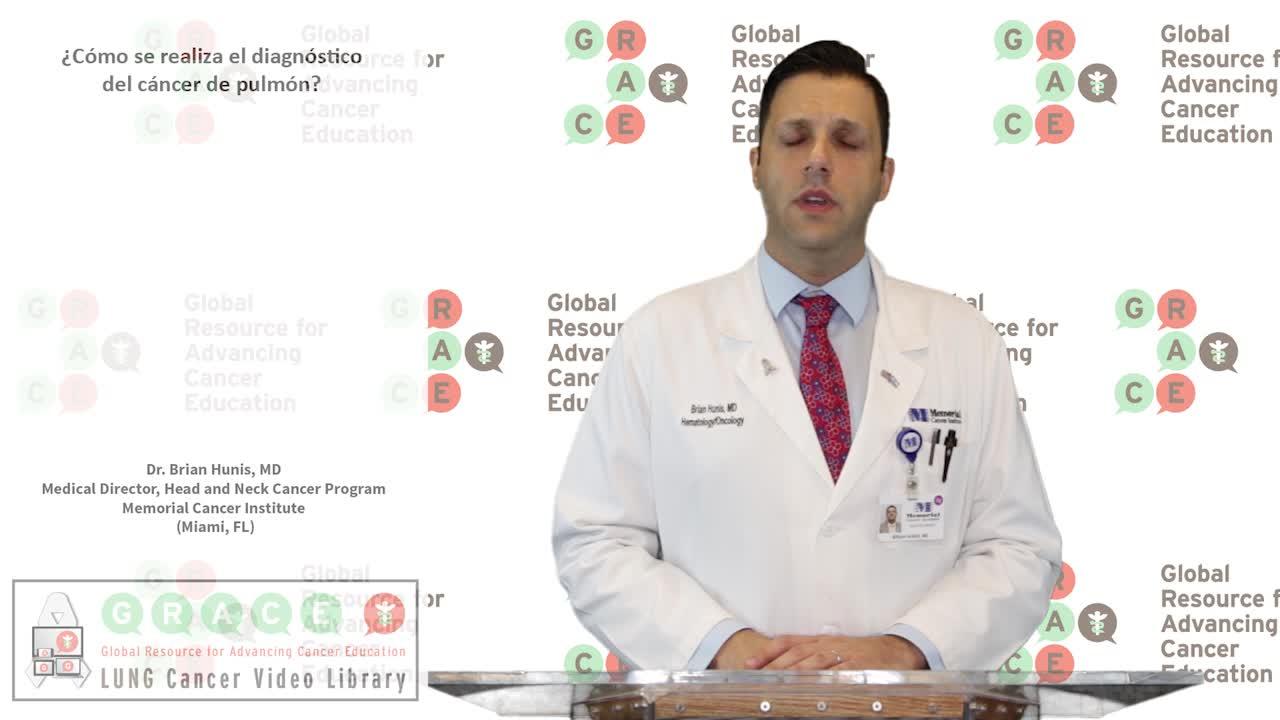 ¿Cómo se realiza el diagnóstico de cancer de pulmón?