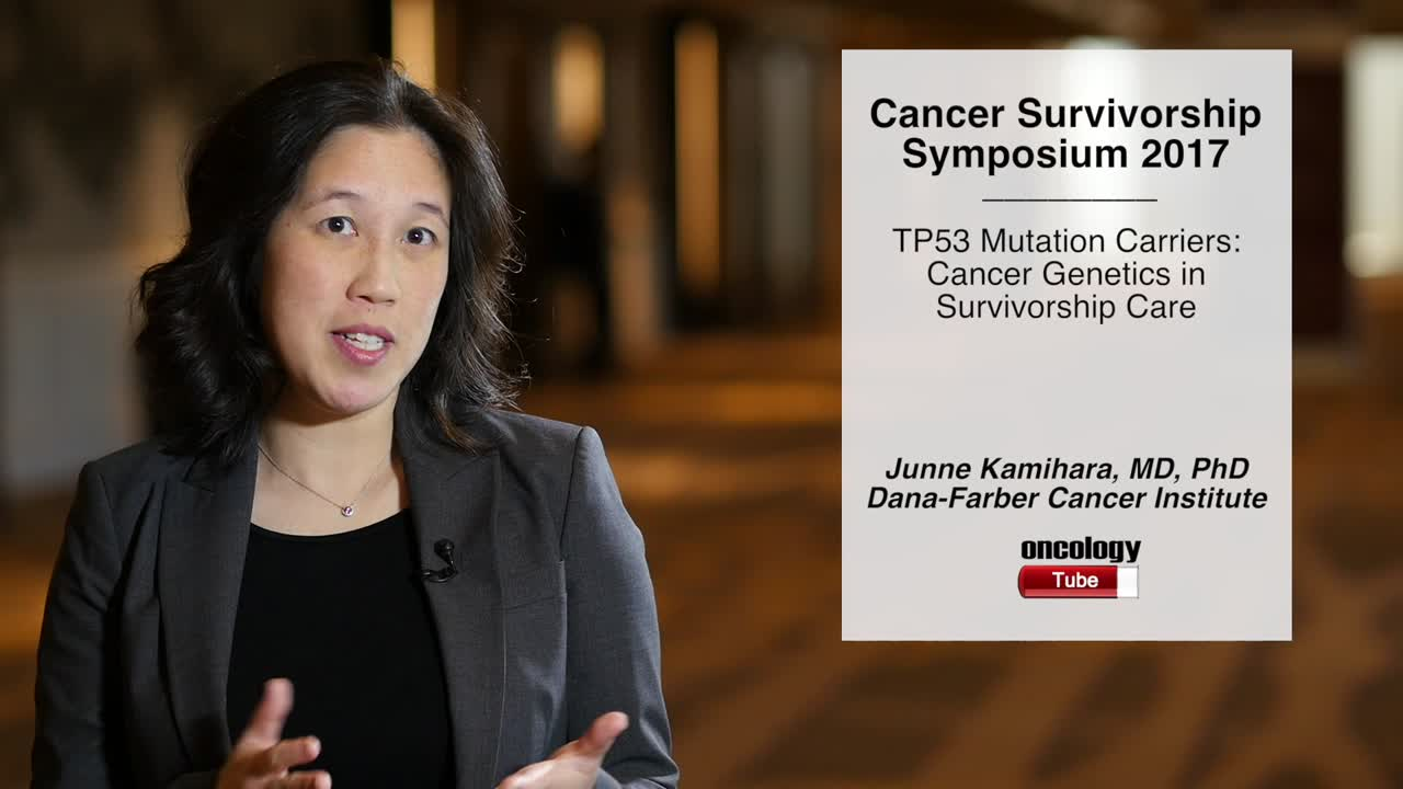 TP53 Mutation Carriers: Cancer Genetics in Survivorship Care