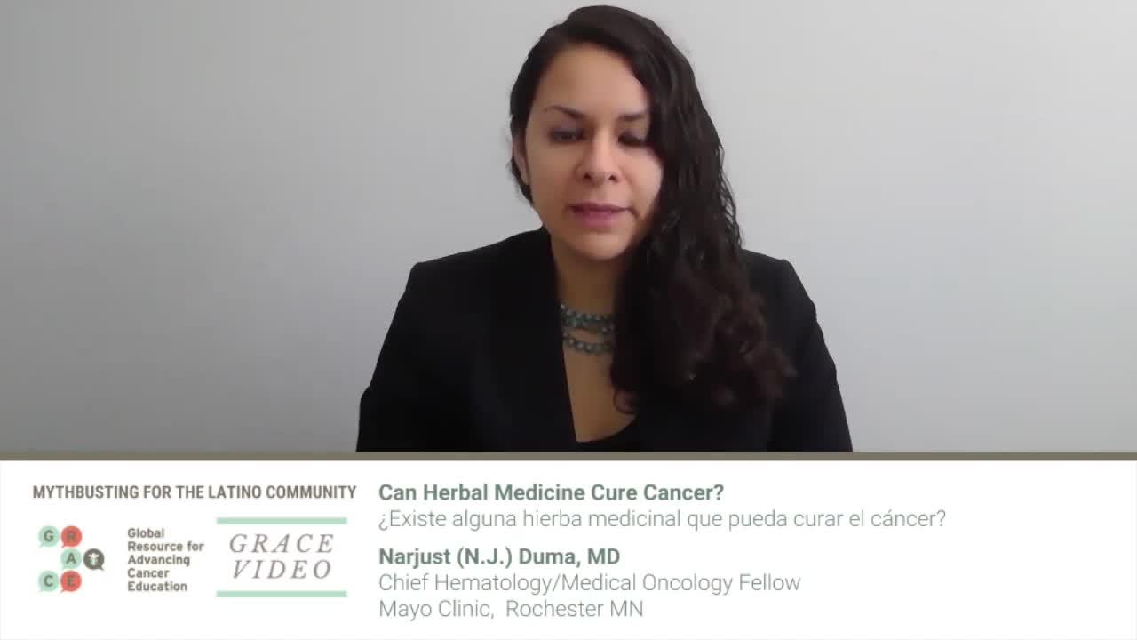 Alternative Medicine in Cancer