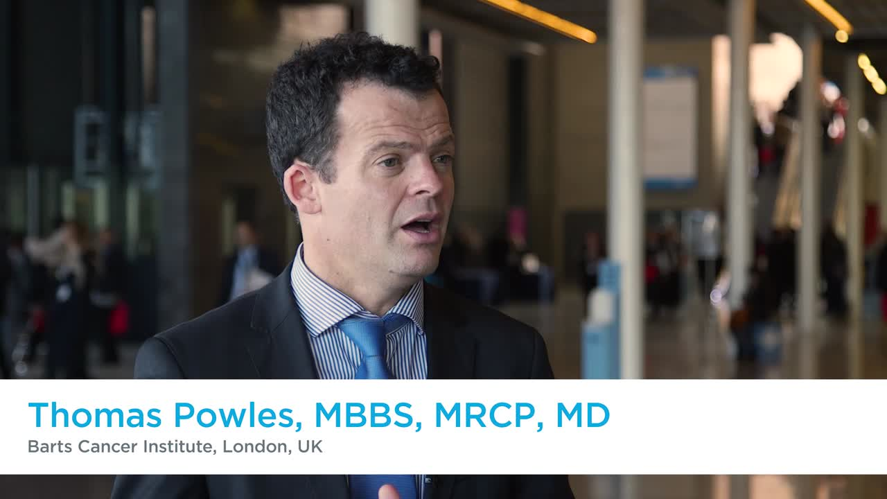 What's next for checkpoint inhibitors in metastatic urothelial bladder cancer?
