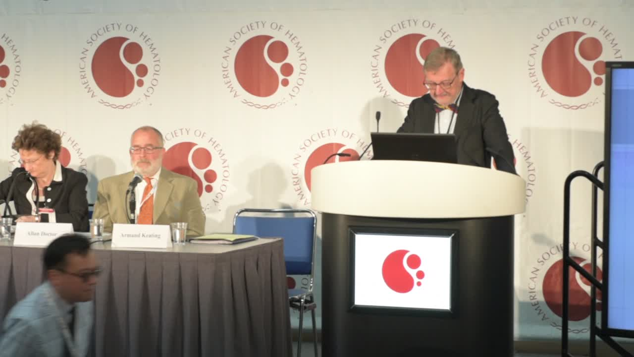 Press Briefing Introduction: Developing Novel Therapies and Unique Delivery Methods to Improve Treatment for Bleeding Crises