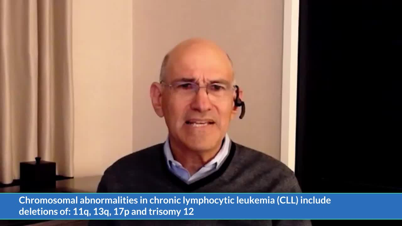 Chromosomal Abnormalities and CLL