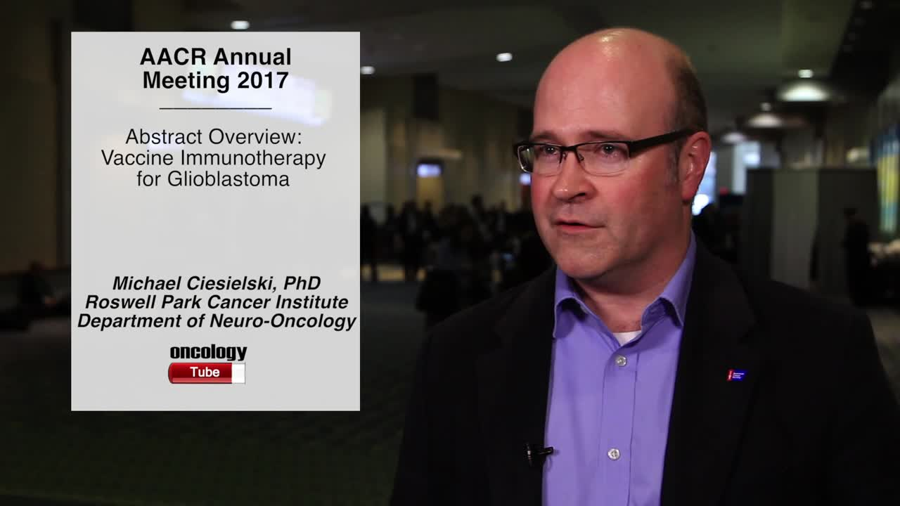 Abstract Overview: Vaccine Immunotherapy for Glioblastoma