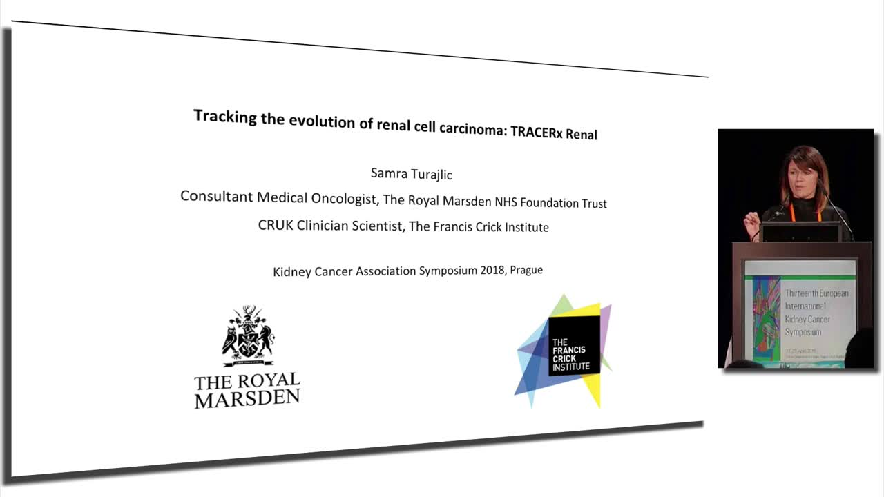 Tracking the evolution of renal cell carcinoma: TRACERx Renal