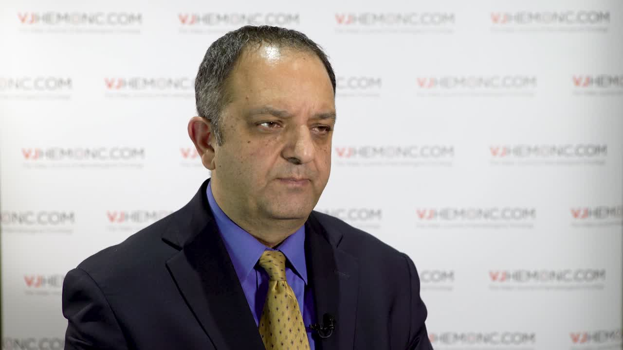 Ruxolitinib plus decitabine in post-MPN AML