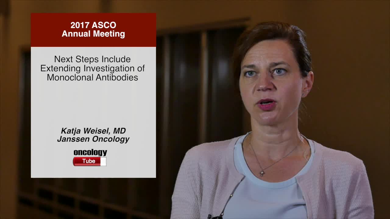 Next Steps Include Extending Investigation of Monoclonal Antibodies